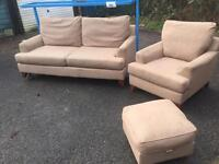 Marks and spencer sofa chair and storage dtool