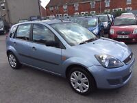 Ford Fiesta 1.25 Style 5dr 2006 very tidy car low mileage and cheap to run