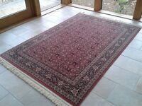 Persian style traditional pattern wool rug 2.4m x 1.7m (carpet B)