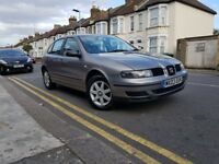 SEAT LEON 1.6 PETROL IN GREAT CONDITION