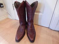 Men's Gringo Brand Cowboy Boots Size 10