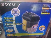 Boyu EF-05 External Canister Filter
