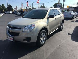 2012 CHEVROLET EQUINOX LS AWD- CRUISE CONTROL, BLUETOOTH, ONSTAR