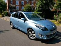 2009/09 REG RENAULT GRAND SCENIC DCI ** NEW SHAPE + 7 SEATS ** £2595