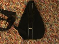 Baby bjorn carrier with rain/winter cover