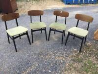 X4 chairs - restoration project