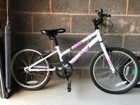 "Girls Apollo envy 20"" inch bike"