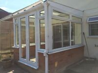 2 x conservatories for sale - good condition