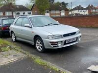 Subaru Impreza 2.0 Petrol - 1999 S reg - spares or repairs - not evo st rs sport turbo wrx sti