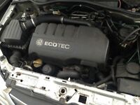 Vauxhall 1.3 cdti complete engine/box