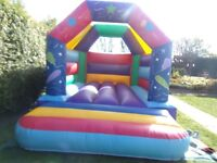 15 x 12 commercial bouncy castle
