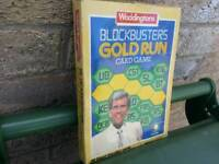 Blockbusters Gold run Game