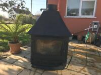 Wood Burner/Villager Multi-Fuel Stove