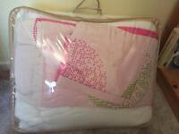 Double duvet , cover &pillowcases