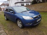 2008 New Shape Ford Focus 1.6 Petrol 5 Doors Manual PX P/X Part Exchange Considere