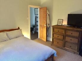 Huge double bedroom in massive Clapton flat!