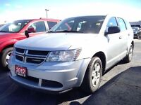 2012 Dodge Journey CANADA VALUE PACKAGE City of Toronto Toronto (GTA) Preview