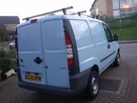 FIAT DOBLO ONLY 37K MILES IN EXCELLENT CONDITION