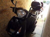 Honda ps 125 needs repair