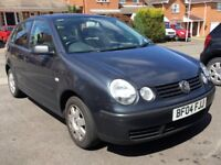 VOLKSWAGEN POLO TWIST 1.4CC 5DR HATCHBACK PETROL IN GREY