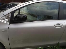Toyota Yaris Passenger Complete Door (fits a 3 door model)
