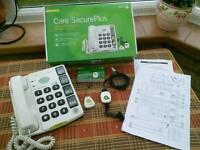 Doro Care Secure Plus Alert Phone