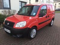 2009 Fiat Doblo cargo 1.3 Diesel Van,Full Service History,1 Year Mot