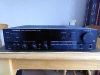 Kenwood KA-550 Amplifier