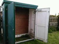 Shed store Container