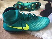 Nike Magista Football Boots with Sock