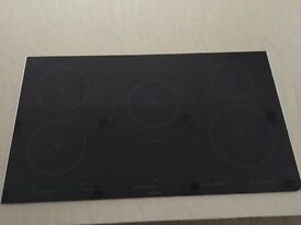 Siemens Ceramic 5-Ring Induction Hob