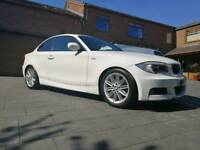 BMW 1 SERIES COUPE M SPORT - £30 A YEAR TAX