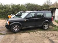Land Rover discovery TDV6 spares all repairs seven seater