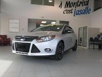 2013 Ford Focus SE, MANUELLE,MAG JAMAIS ACCIDENTE Racy and sport