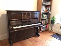 Crane and Sons Liverpool and London Piano
