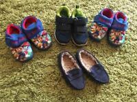 Boys shoes bundle, c7 and c8