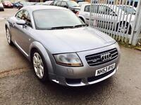 AUDI TT 3.2 QUATTRO / DSG AUTOMATIC / 65K MILES / RED LEATHER