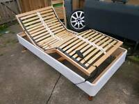 furmanac electric single bed no mattress