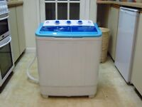 Good Ideas XL portable twin tub washing machine, great for caravan, student or small flat.