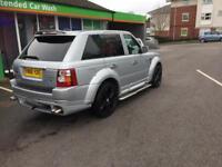 Range Rover diesel ( 12 month mot ) low mileage