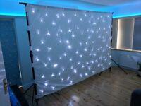 Showtec LED Star Cloth 3mx2m