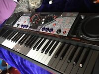 Yamaha DJX2 with manual and power supply