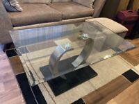 Glass Aspire Coffee Table