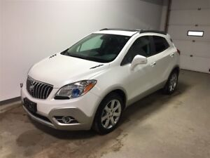 2014 Buick Encore Leather - Sunroof - Remote start - Htd steerin