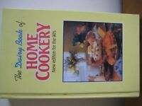 THE DAIRY BOOK OF HOME COOKERY - HARDBACK - (Kirkby in Ashfield)...