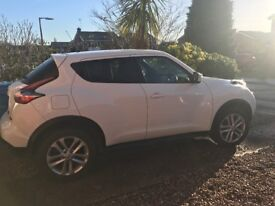 Lovely Nissan Juke. Start/stop, pure drive, climate control, bluetooth phone & music.
