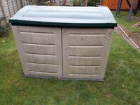 Garden Storage box,