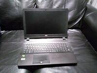 Scan 3XS LG1520 gaming laptop 970m 4720hq