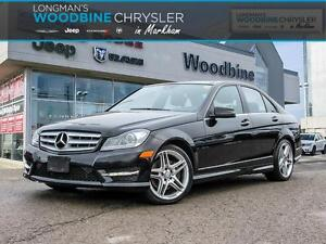 2013 Mercedes-Benz C350 4Matic