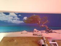 Ikea beach picture